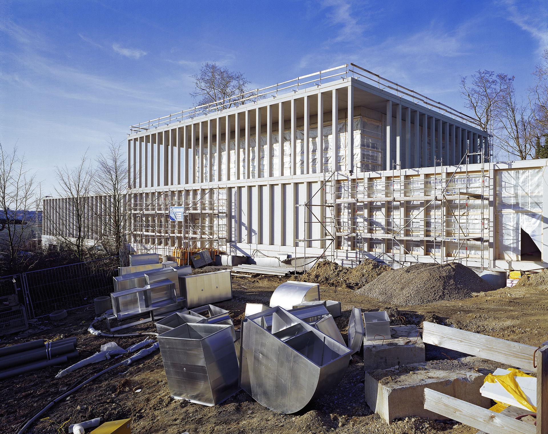 Architektur Literaturmuseum der Moderne - DLA Marbach